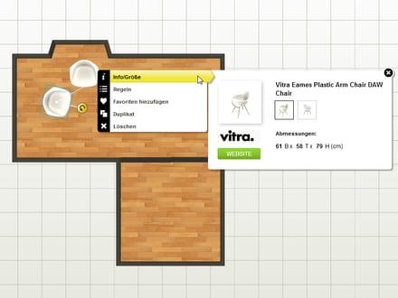 Einrichtungsplaner  Einrichtungsplaner im Test: kostenlose Online-Tools
