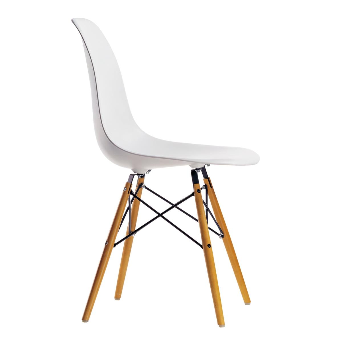 eames plastic side chair dsw connox shop. Black Bedroom Furniture Sets. Home Design Ideas