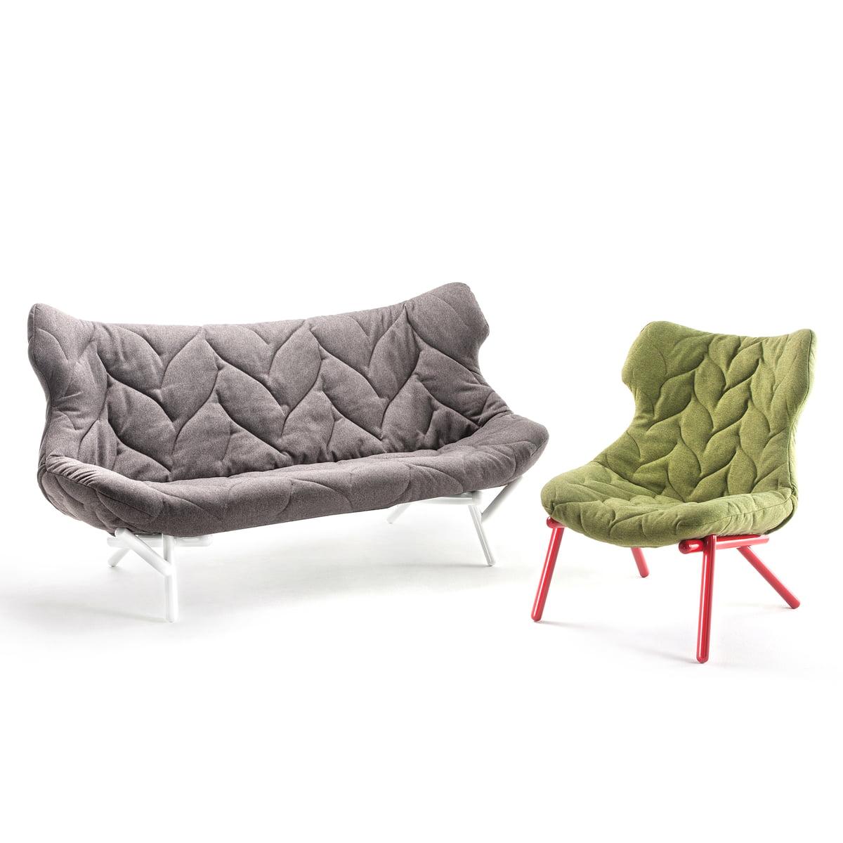 Connox Wohndesign Erfahrungen: Foliage Sofa Von Kartell Im Wohndesign-Shop