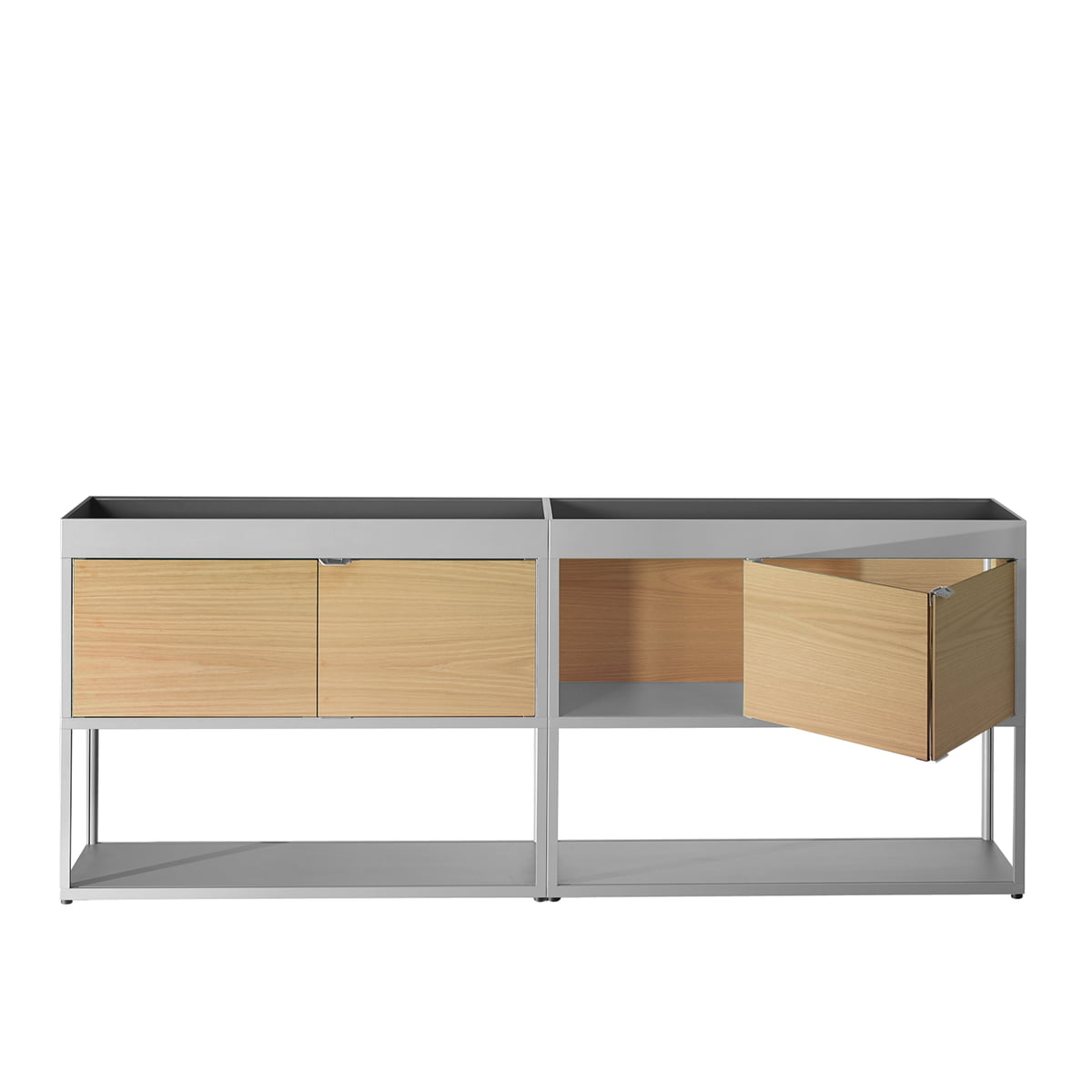 new order sideboard von hay im design shop. Black Bedroom Furniture Sets. Home Design Ideas