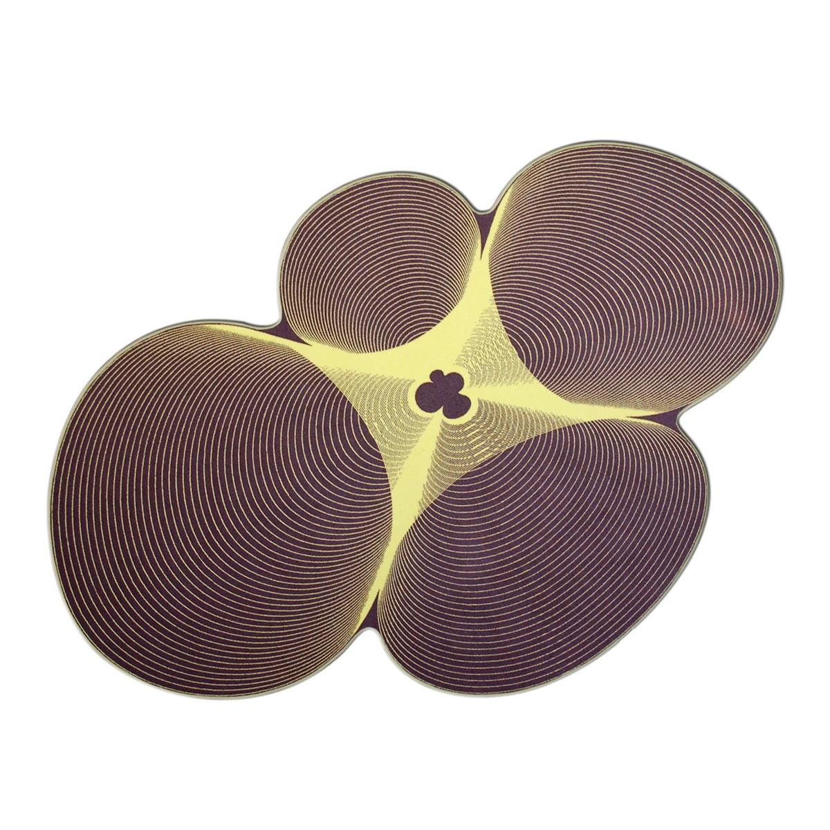 shamrock teppich von flat 39 n im shop. Black Bedroom Furniture Sets. Home Design Ideas