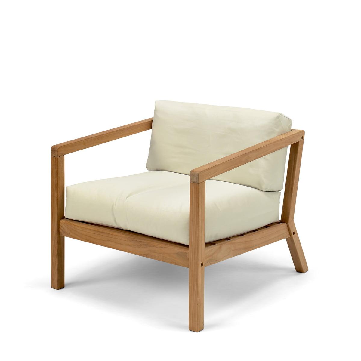 virkelyst sessel von skagerak im shop. Black Bedroom Furniture Sets. Home Design Ideas