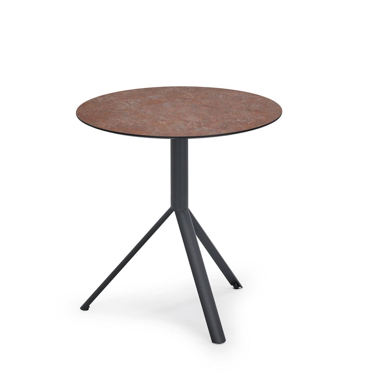 runder trio bistrotisch von weish upl kaufen. Black Bedroom Furniture Sets. Home Design Ideas