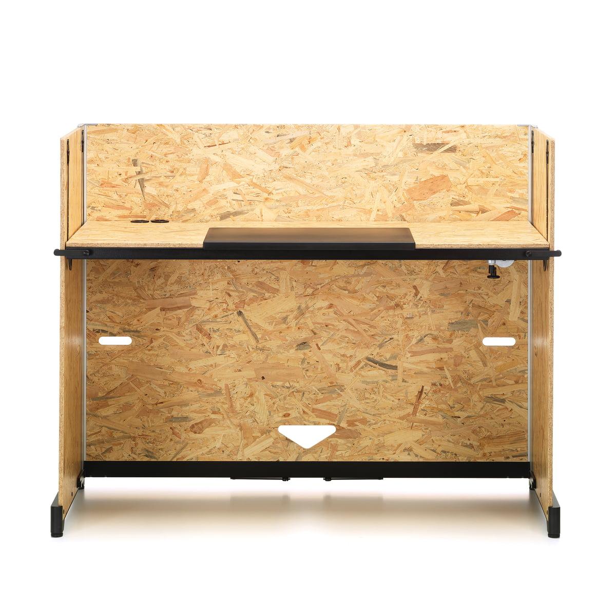 hack schreibtisch von vitra bei kaufen. Black Bedroom Furniture Sets. Home Design Ideas