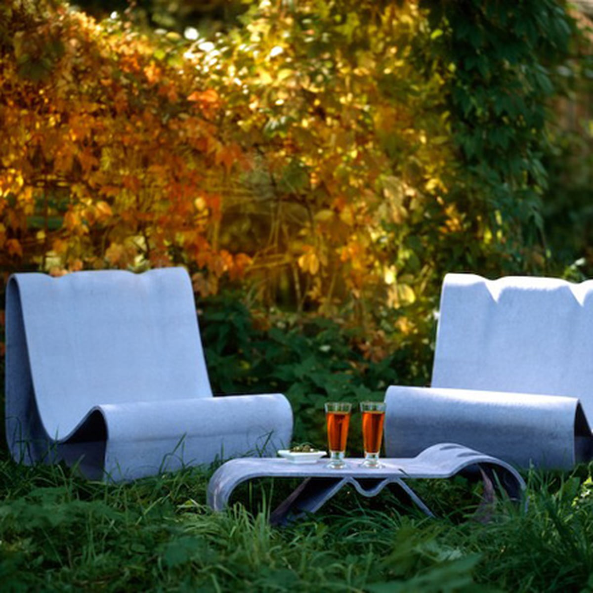 willy guhl loop outdoor sessel von eternit. Black Bedroom Furniture Sets. Home Design Ideas