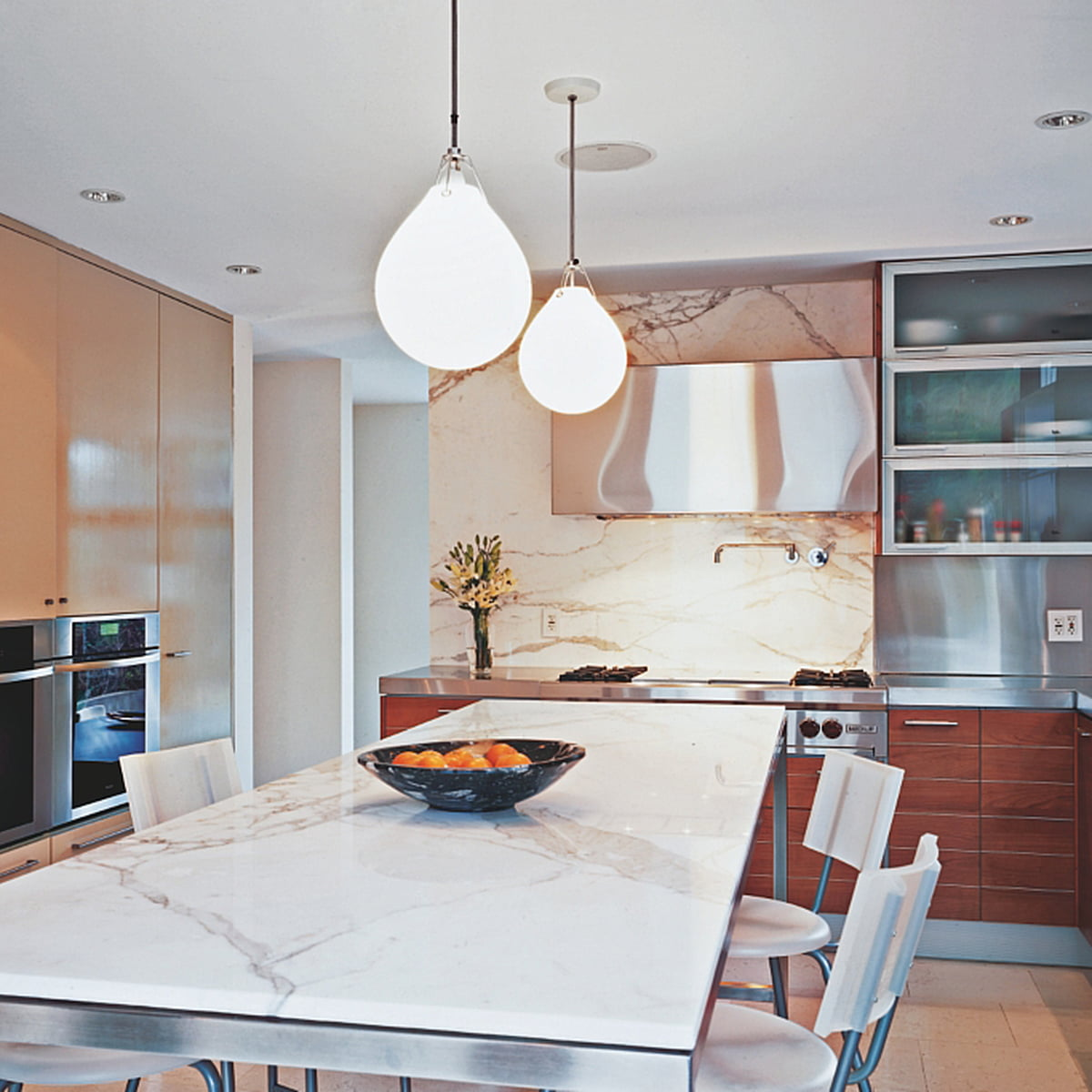 pendelleuchte k che. Black Bedroom Furniture Sets. Home Design Ideas