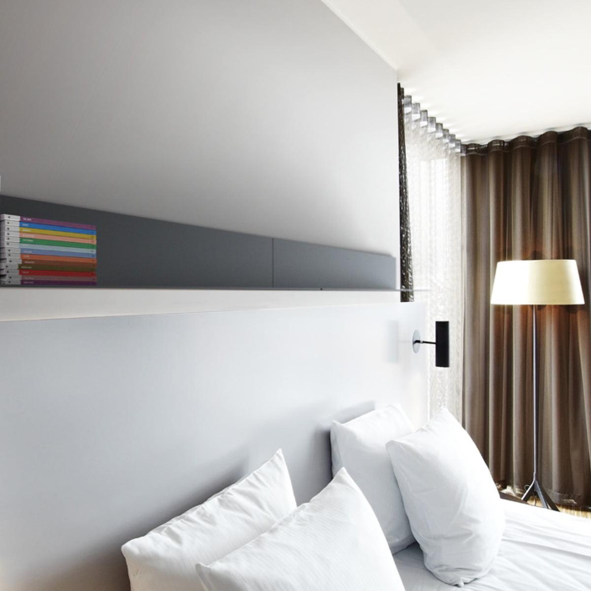 Unu regalsystem von frost im wohndesign shop for Regalsystem schlafzimmer
