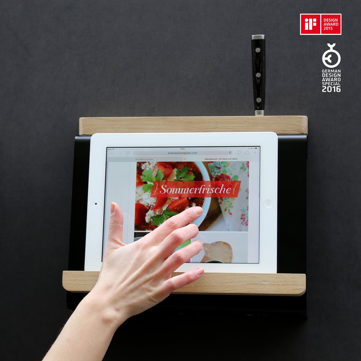 Tablet Halterung Küche   Home Image Ideen