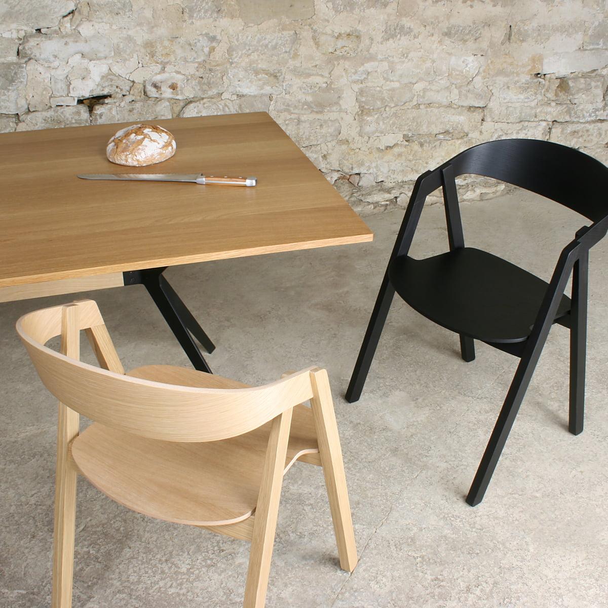 nardo stuhl von maigrau bei. Black Bedroom Furniture Sets. Home Design Ideas