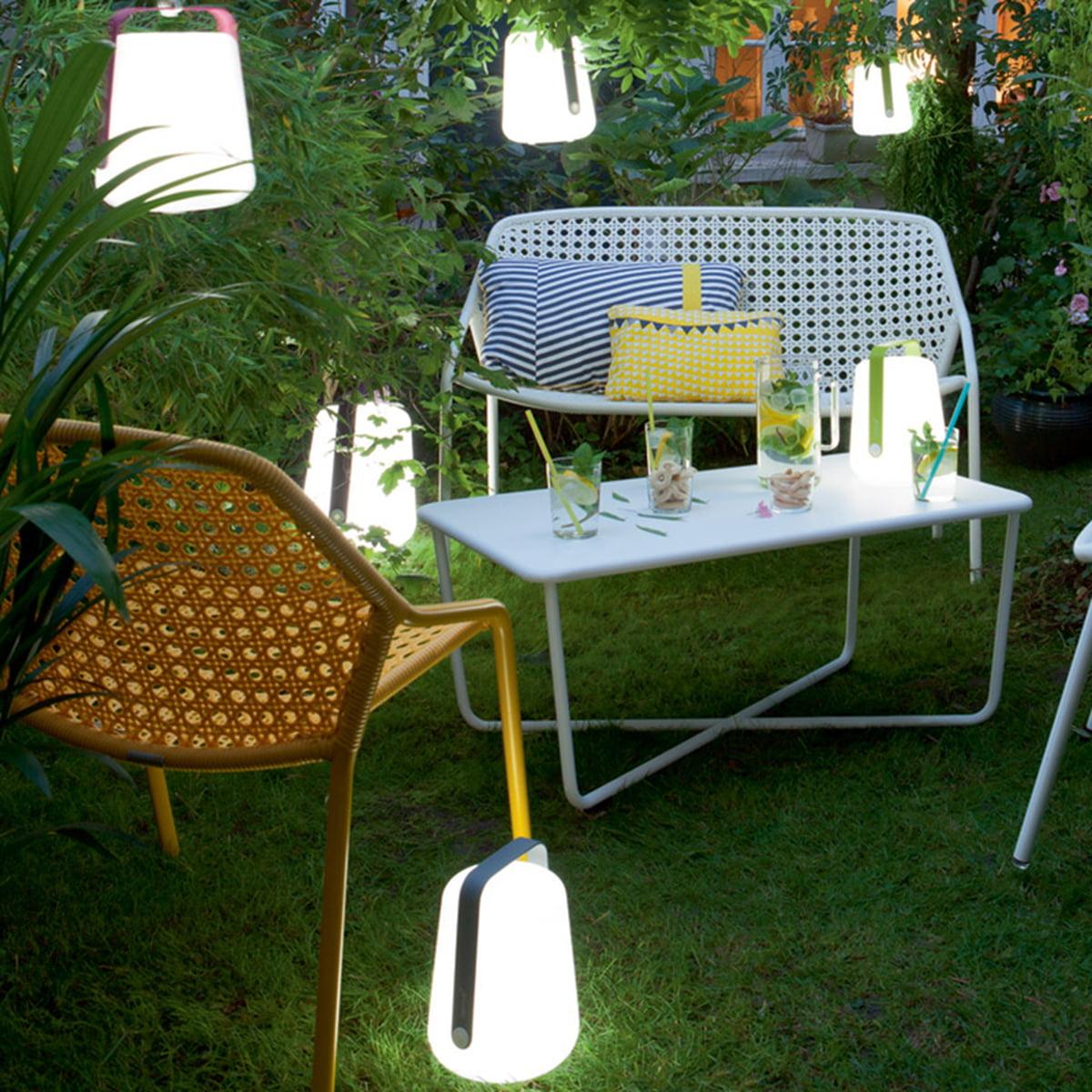 Fermob Akku LED Leuchte: Leicht Zu Transportieren Und äußerst Flexibel