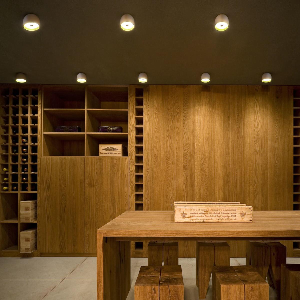 Wan deckenleuchte von flos im wohndesign shop for Wohndesign shop