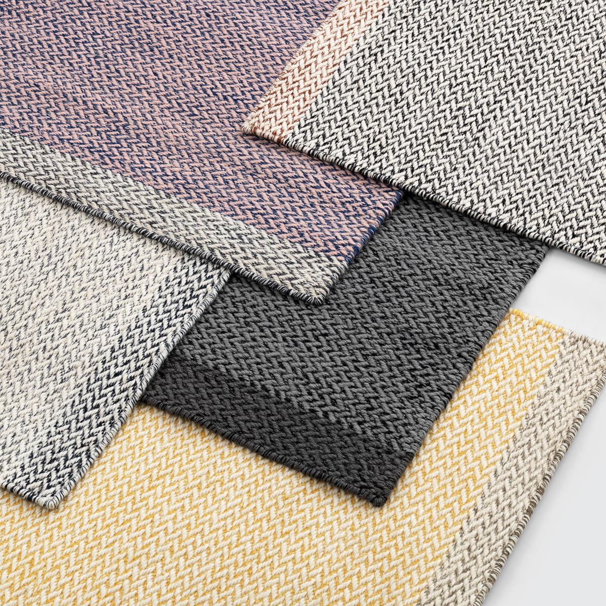Teppich kaufen  Ply Teppich-Läufer von Muuto online kaufen