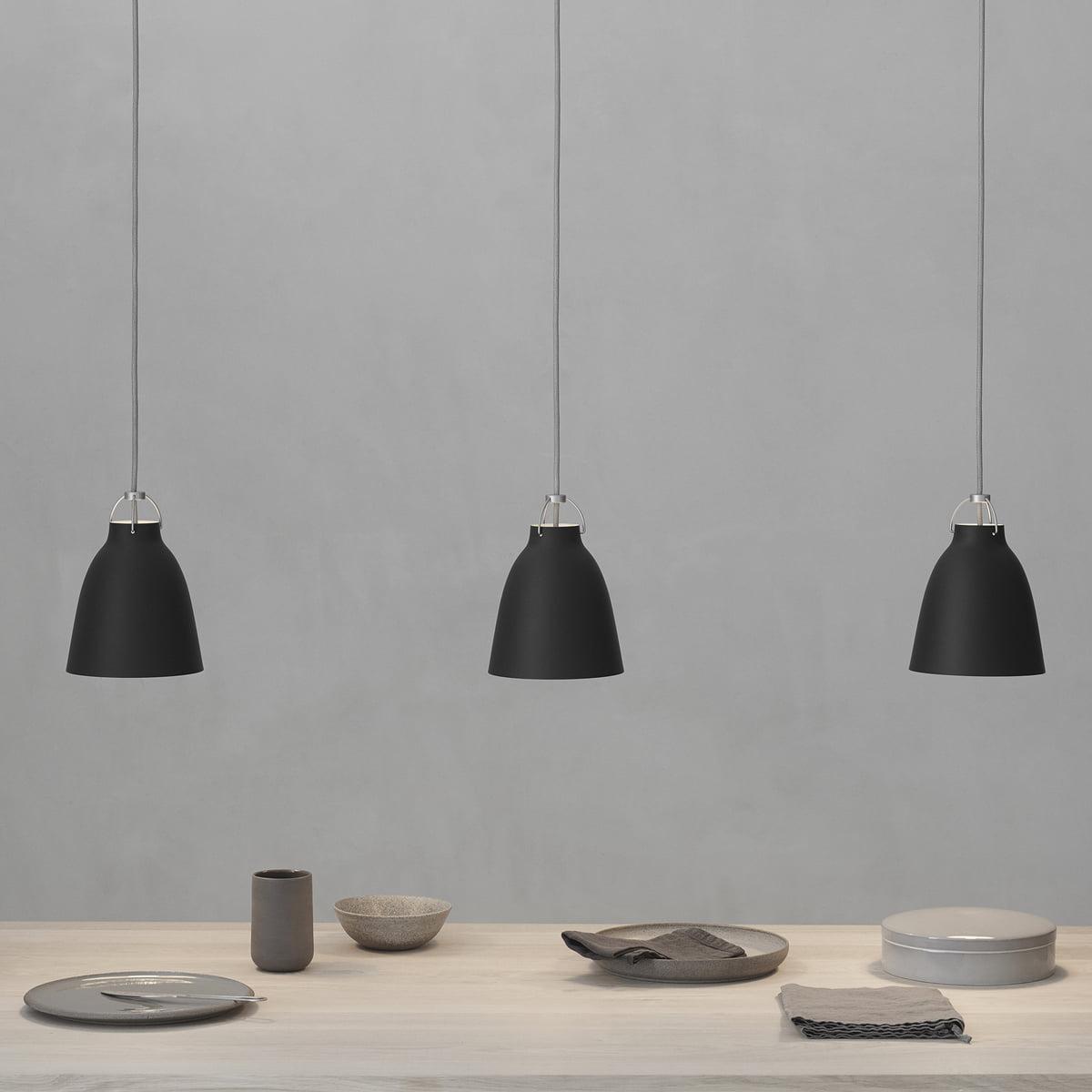 Caravaggio p1 pendelleuchte von lightyears for Esstisch 1 40 m