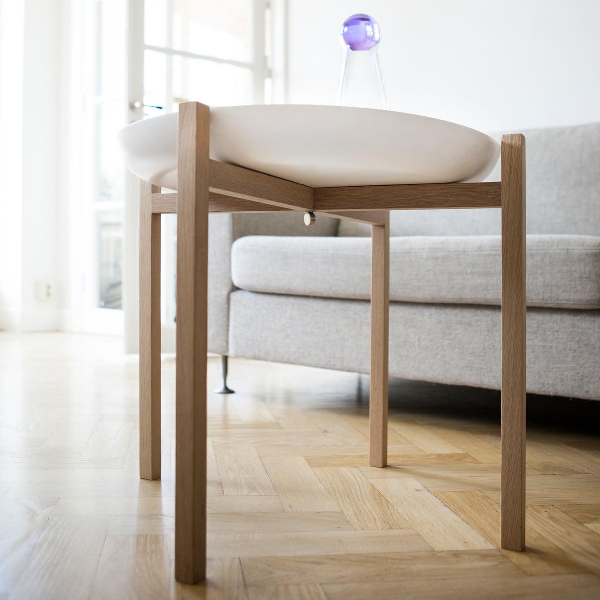 design sofa plat von arketipo mit integriertem regal und ... - Acryl Beistelltisch Eric Pfeiffer