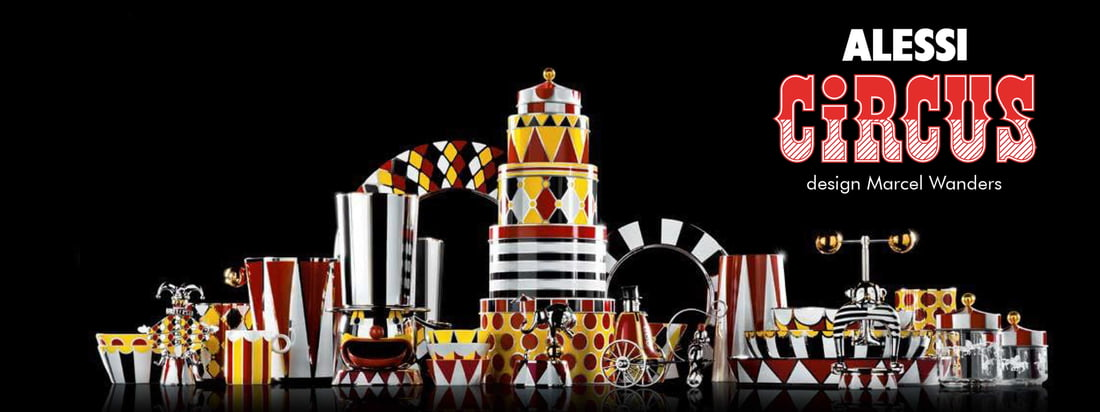 Alessi - Circus Banner 3840x1440