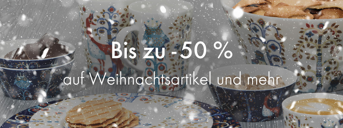 Sale Banner - Winter