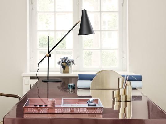 büro einrichten: ideen für das home-office, Wohnzimmer