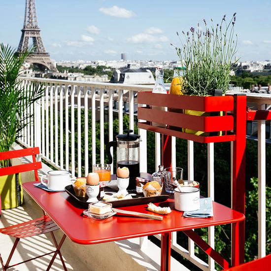Balkon gestalten: 5 ideen für ihre freiluftoase