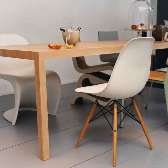 Eames Side Chair DSW 1zu1 Ambiente