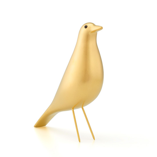 Vitra - Eames House Bird - Golden Limited Edition 2015