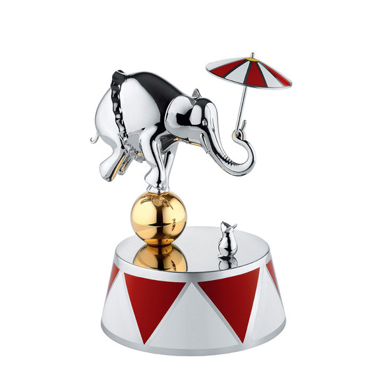 The Ballerina Spieldose (Limited Edition) von Alessi