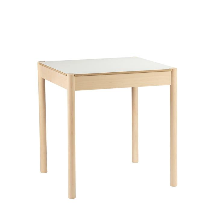 c44 tisch quadratisch von hay im design shop. Black Bedroom Furniture Sets. Home Design Ideas