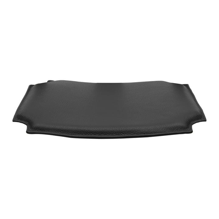 leder kissen f r ch24 wishbone chair von carl hansen. Black Bedroom Furniture Sets. Home Design Ideas