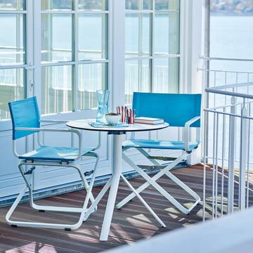 Trio klapptisch von weish upl online kaufen for Sessel quadratisch